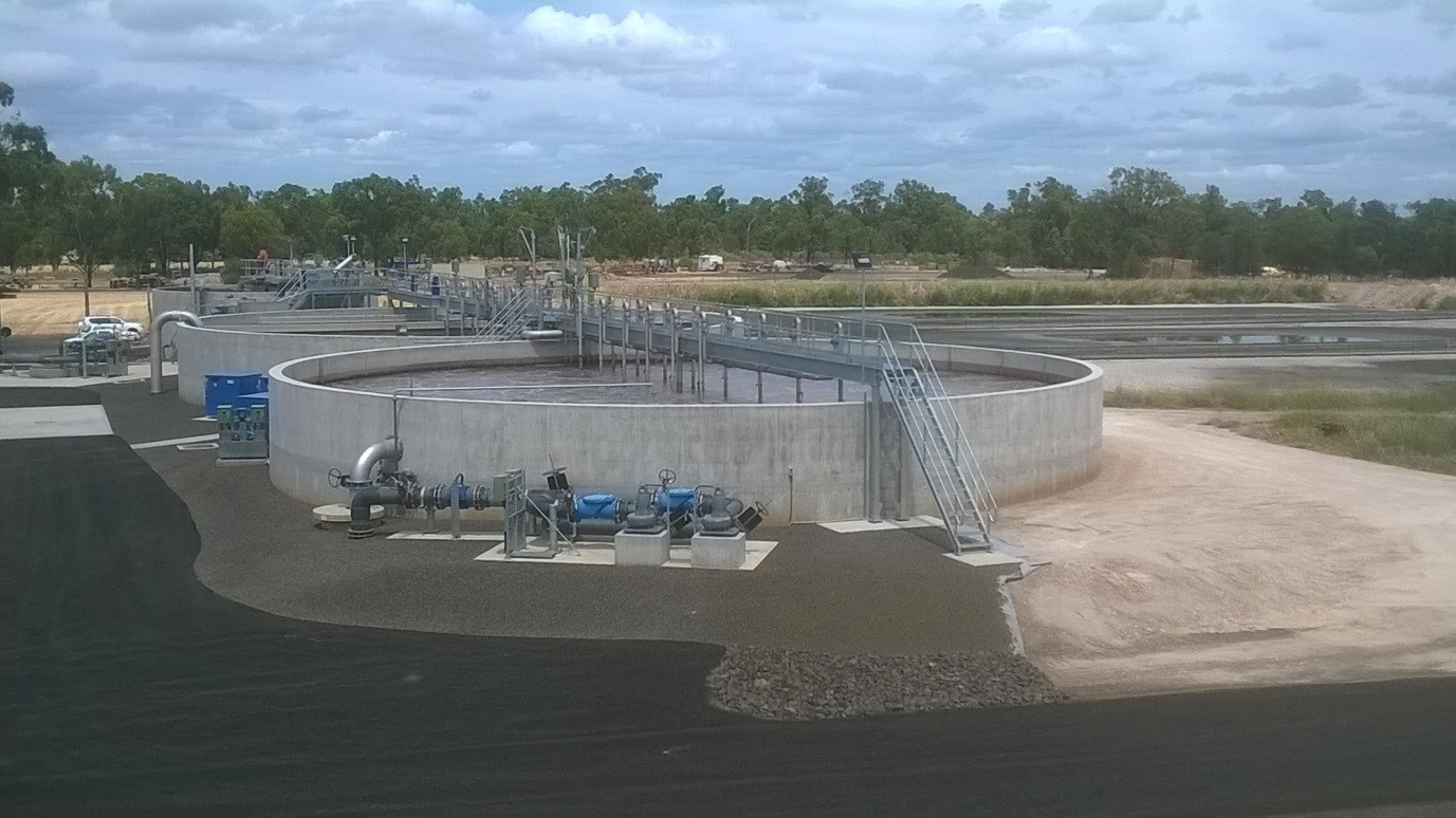 Chinchilla Waste Water Treatment Plant Upgrade