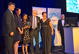 Kingaroy Wastewater Treatment Plant Upgrade wins Infrastructure Project Innovation Award