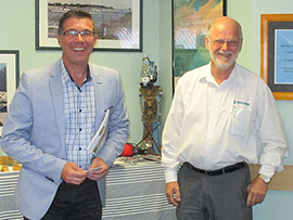 Aquatec  Maxcon strengthens relationship with Ipswich City Council