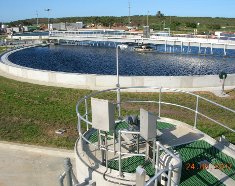 Oxley WWTP