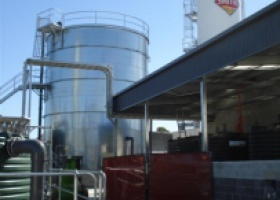 Smiths Food Group Water Re-Use Plant