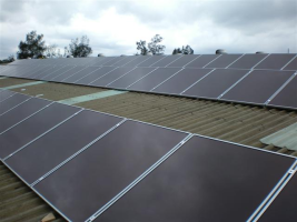 Aquatec Group Solar Energy Generation System 2