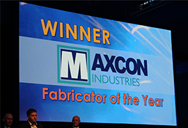 Maxcon Award Screen Thumbnail