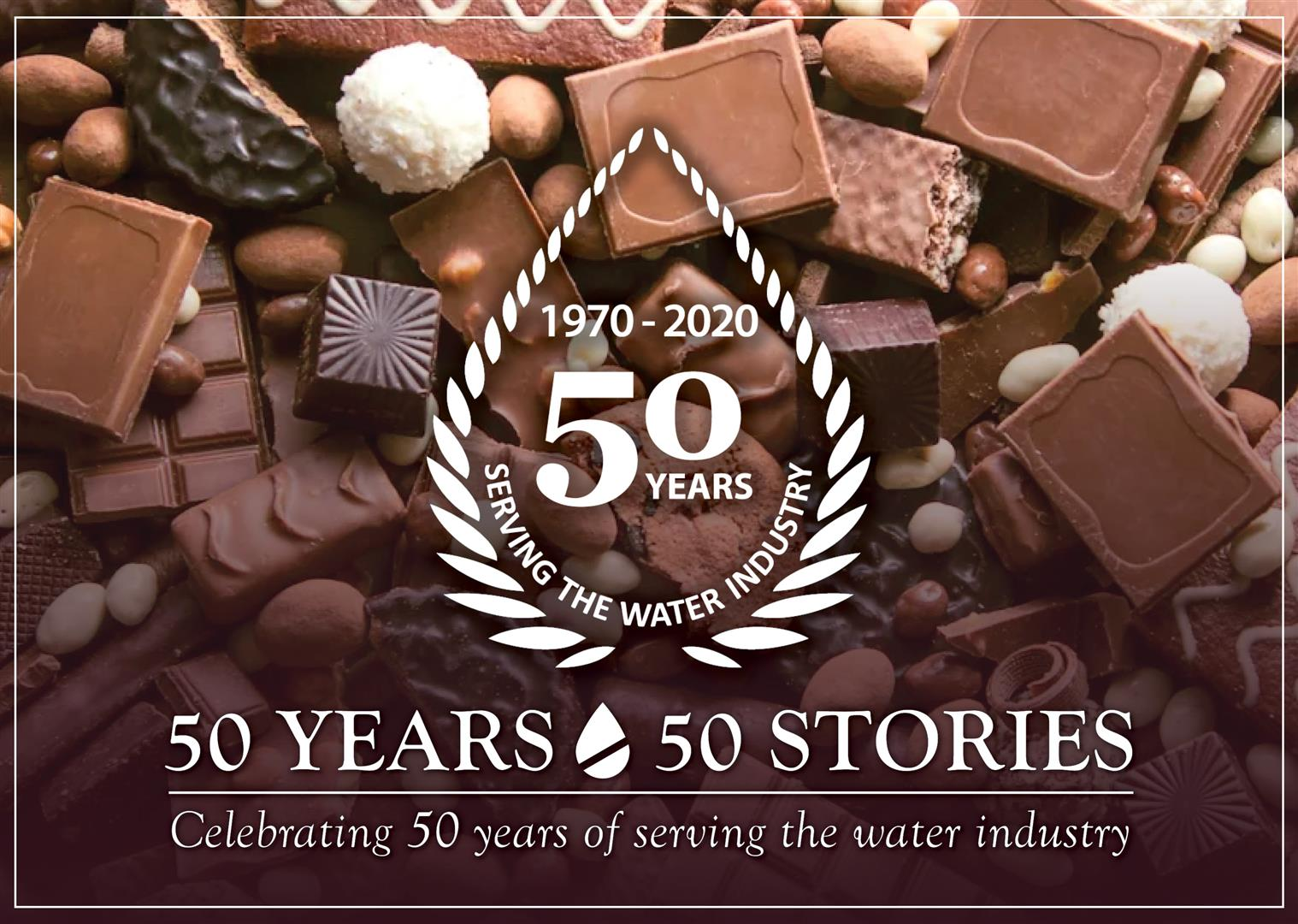 50 Years - 50 Stories: The Chocolate Factory (and the Upflow Anaerobic Sludge Blanket!)