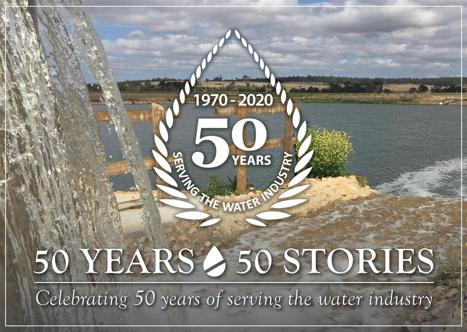 50 Years - 50 Stories: Nereda® at Kingaroy WWTP - An award-winning first for Australia
